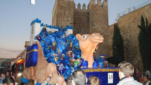 AionSur reyes-marchena Suspendida la cabalgata de Reyes Magos de Marchena Marchena