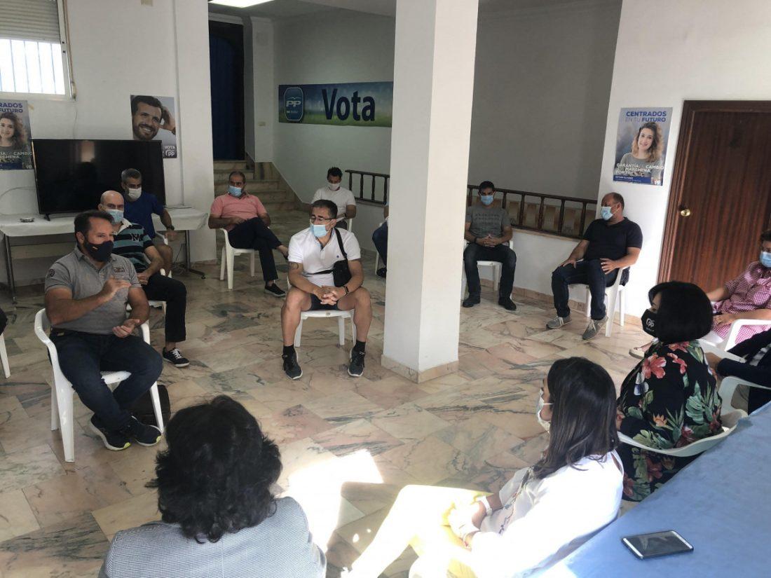 AionSur unnamed-min-1-1 La alcaldesa de Marchena solicita a la Subdelegación seguridad con licencia de armas para suplir las bajas de la policía Marchena destacado