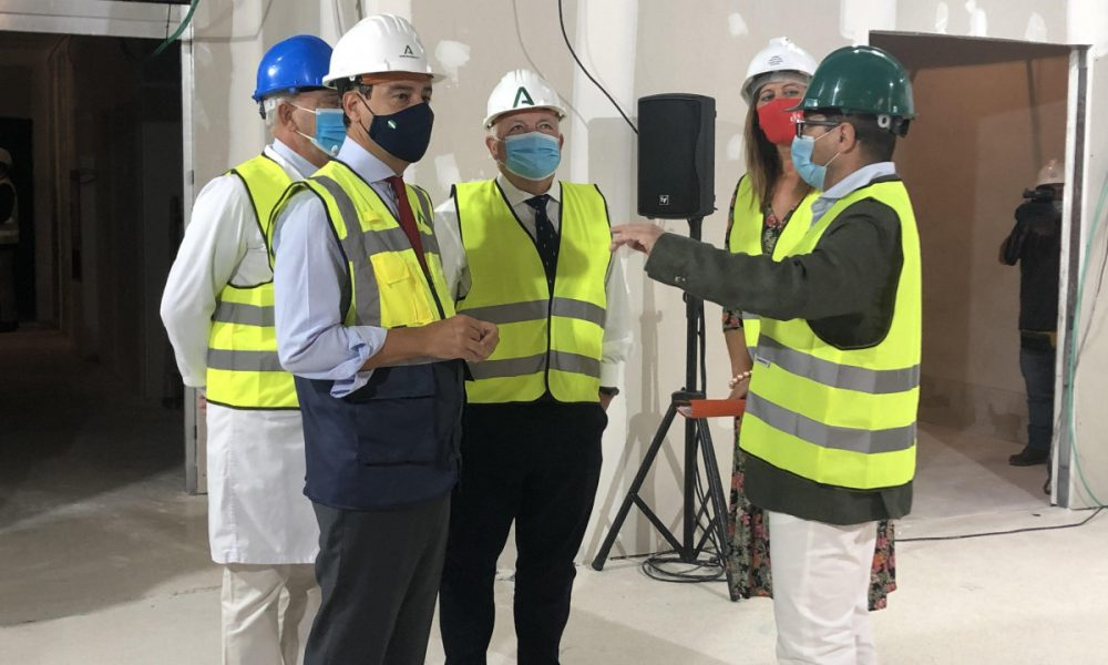 AionSur unnamed-min-3-1000x600 El Plan Andalucía en Marcha empieza en la ampliación del Hospital de Osuna Osuna