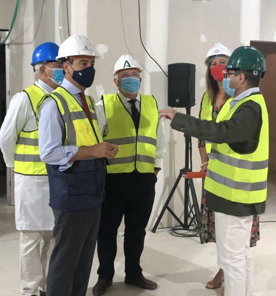 AionSur unnamed-min-3-560x600 El Plan Andalucía en Marcha empieza en la ampliación del Hospital de Osuna Osuna