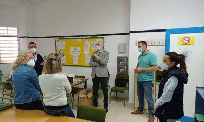 """AionSur 122267755_1031065177355568_5681310420246212662_o-min-400x240 Badolatosa implanta un sistema de desinfección pionero en un colegio para """"asegurar la salud de los escolares"""" Sierra Sur destacado"""