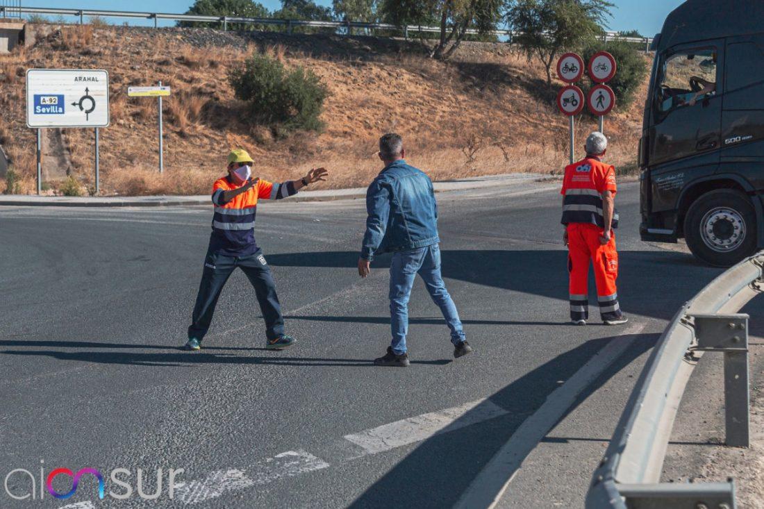 """AionSur 28e3eb6d-ba23-419d-9f6a-032a749c82b1-min Quejas en Arahal por la """"irresponsable y pésima"""" organización del Rally Andalucía Deportes destacado"""