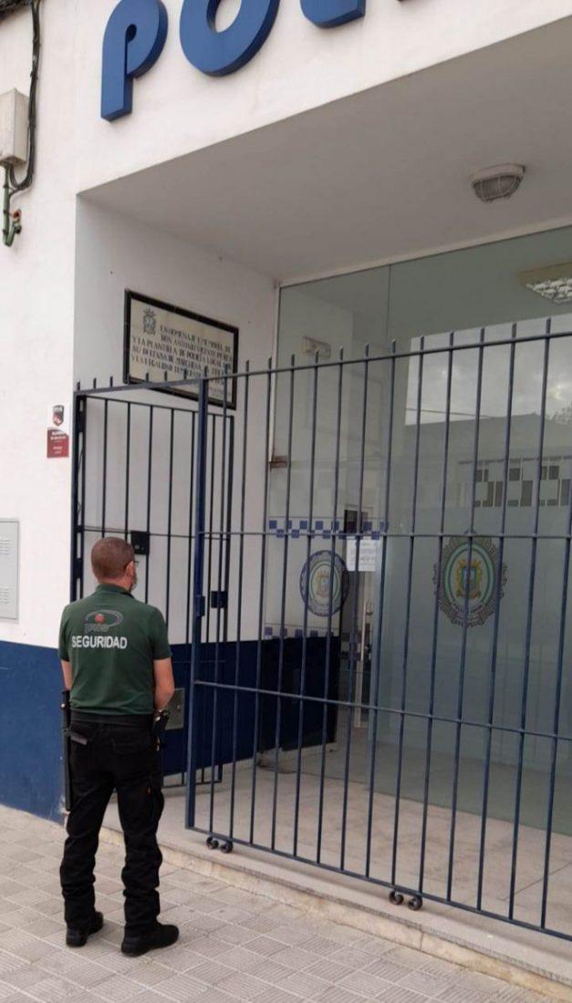 """AionSur 37c4e4c8-e21a-4e3f-9ec7-3db12a8da0d4-min Asociaciones y sindicatos aseguran que la seguridad privada contratada en Marchena es """"legal"""" y tiene todos los permisos Marchena destacado"""