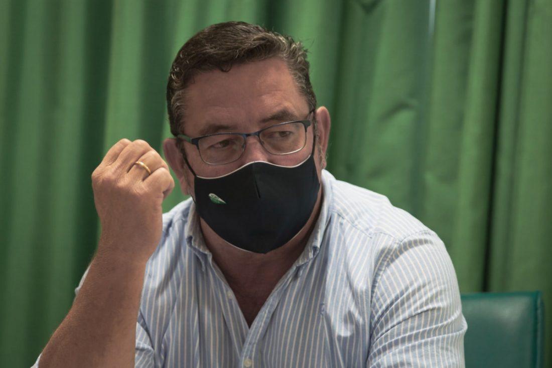 """AionSur 4e0f969e-1de3-4214-934e-3864324b4528-min Gabriel Cabello, presidente de Agro Sevilla: """"Las aceitunas gordales se venden dentro de un Dry Martini"""" Agricultura destacado"""