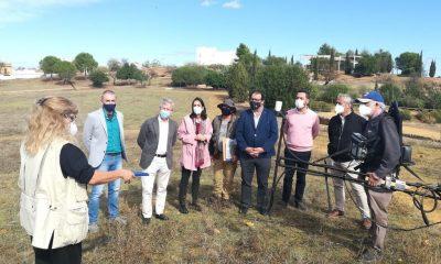 AionSur: Noticias de Sevilla, sus Comarcas y Andalucía CAC-20201026-min-400x240 Cultura inicia las exploraciones geofísicas en el conjunto arqueológico de Carmona Carmona