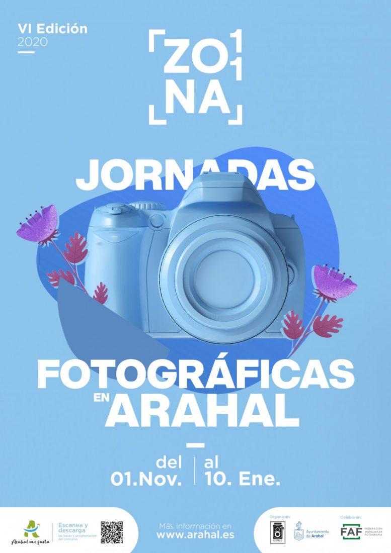"""AionSur: Noticias de Sevilla, sus Comarcas y Andalucía CARTEL_zona11_2020-min """"ZONA 11, Jornadas fotográficas en Arahal"""" celebra su sexta edición Agenda"""