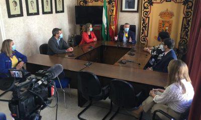 AionSur Herrera-convenio-400x240 El PP lleva al Congreso de los Diputados la petición del nuevo cuartel de Herrera Herrera