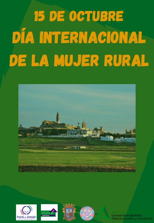 AionSur Marchena-mujer-cartel La mujer rural, protagonista en Marchena por su día internacional Marchena