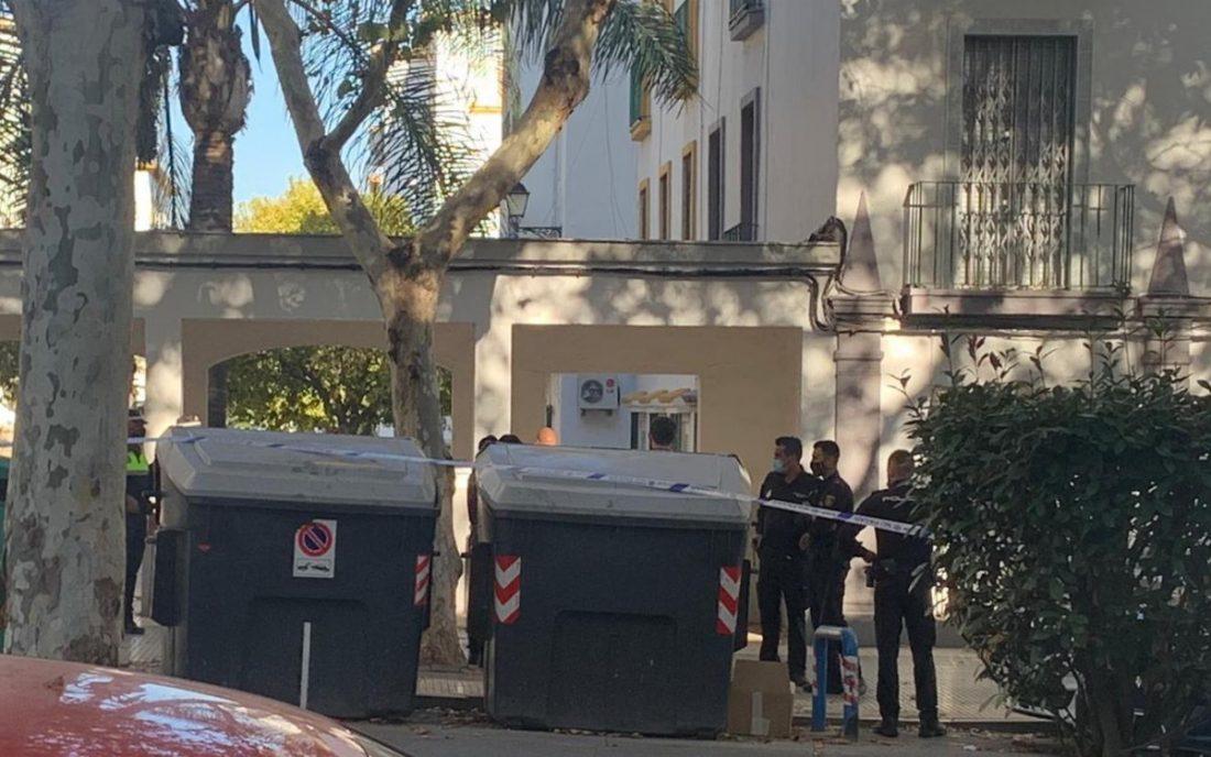 AionSur: Noticias de Sevilla, sus Comarcas y Andalucía Policia-Huelva Tiran a un contenedor en Huelva una cabeza humana en una bolsa de basura Sucesos destacado