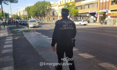 AionSur Policia-Sevillaa-400x240 Activado en Sevilla el nivel 1 del Plan de Emergencias para frenar a la COVID Coronavirus