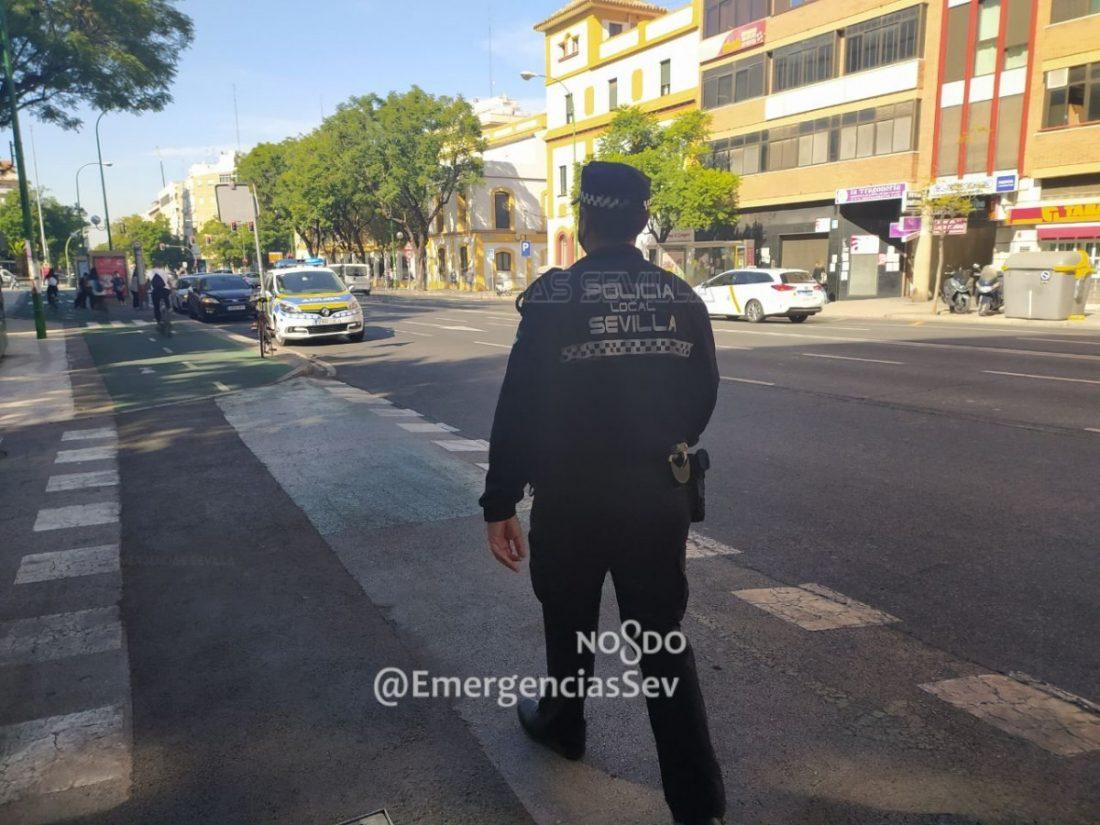 AionSur: Noticias de Sevilla, sus Comarcas y Andalucía Policia-Sevillaa Activado en Sevilla el nivel 1 del Plan de Emergencias para frenar a la COVID Coronavirus