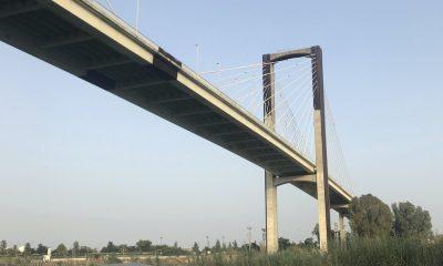 AionSur Puente-Centenario3-400x240 Cortes en el Puente del Centenario desde esta noche para trabajar en el cambio de tirantes Sevilla destacado