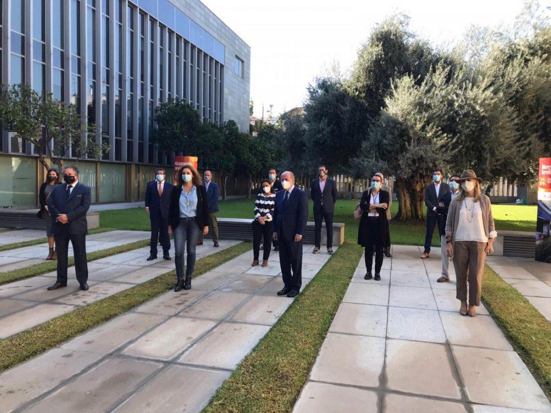 AionSur: Noticias de Sevilla, sus Comarcas y Andalucía Turismo-prodetur Prodetur y los organizadores de congresos sientan las bases de futuras citas Prodetur destacado