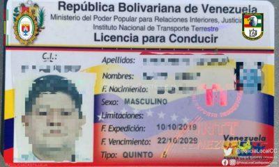 AionSur Venezuela-permiso-400x240 El ojo clínico de la Policía de Castilleja que evita falsificaciones Castilleja de la Cuesta