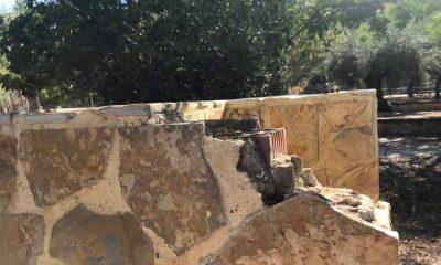 AionSur caravanas-coripe-400x240 Destrozos en el área de caravanas de Coripe sin que aún se haya inaugurado Coripe destacado
