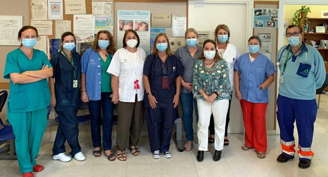 """AionSur centro-de-salud-UTRERA-NORTE-min """"Utrera Norte"""", primer centro provincial con acreditación internacional por su compromiso en lactancia materna Salud"""
