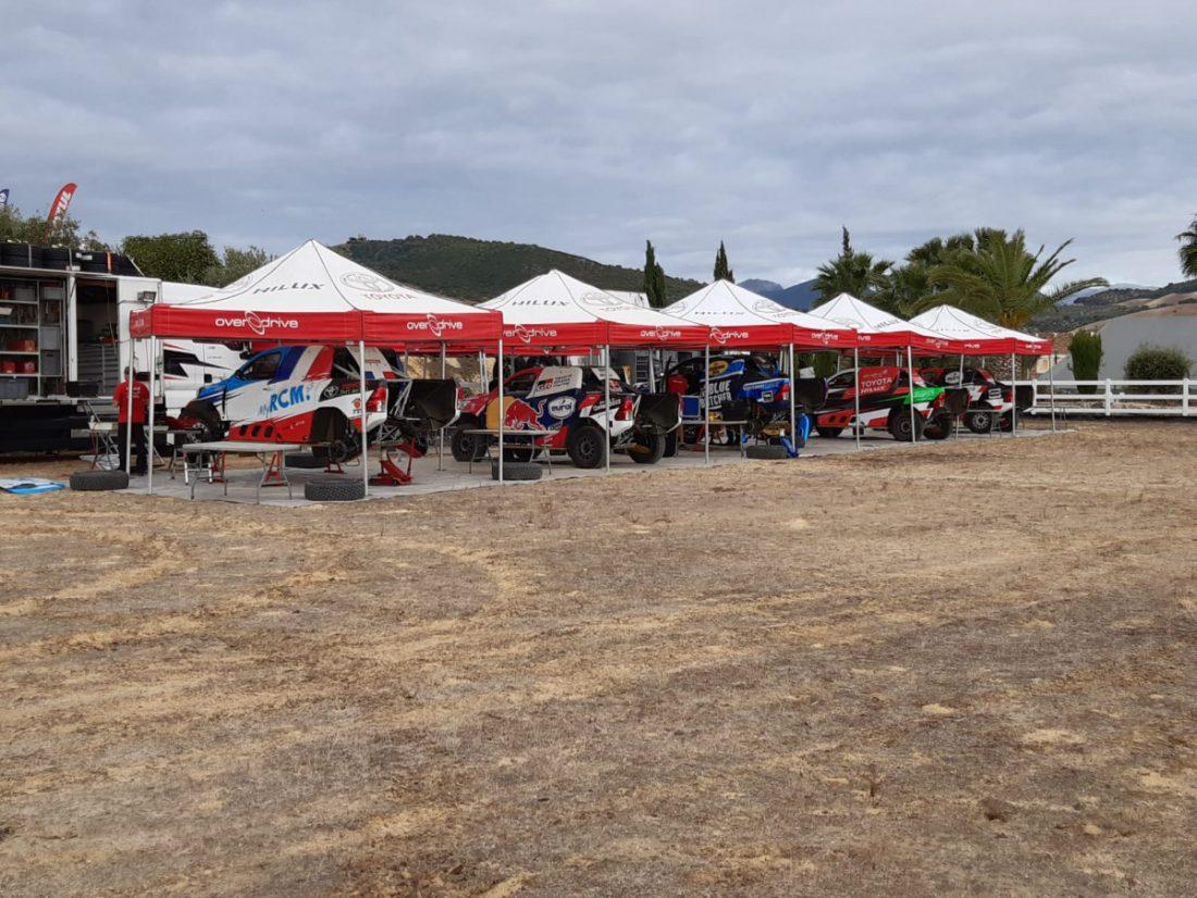 AionSur e53e5662-ca14-4547-b40c-866d22f3b7d8-min El Rally Andalucía, prueba valedera para el Dakar 2021, llega a la Campiña y Sierra Sur sevillana Deportes