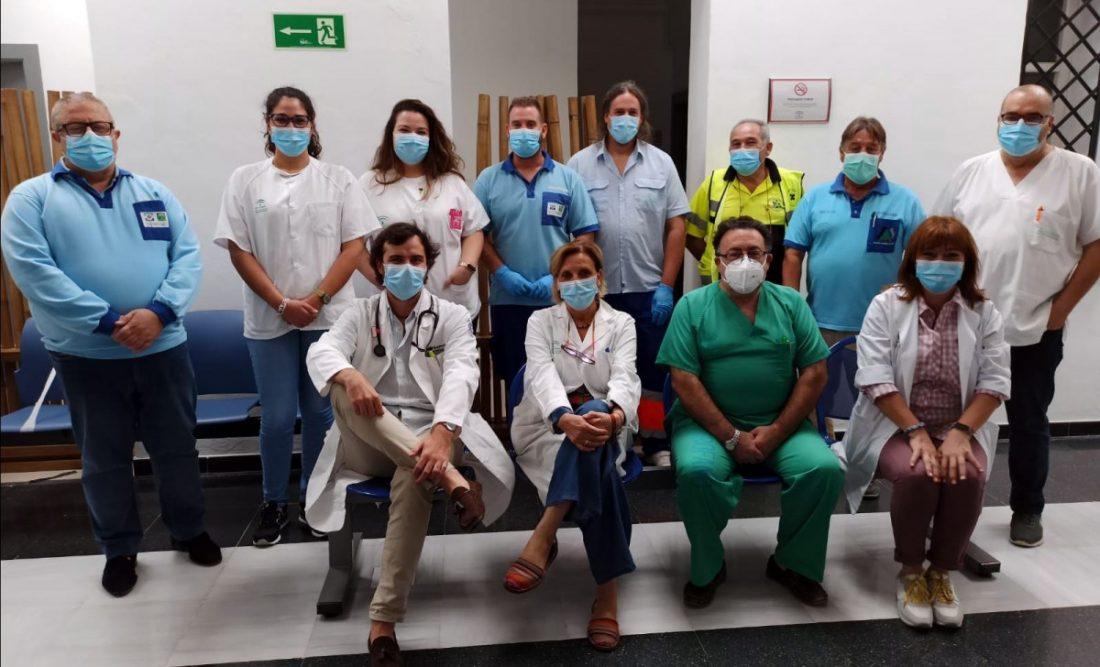 AionSur montellano-min Los centros de salud de Las Cabezas y Montellanos consiguen certificados de calidad sanitaria Salud