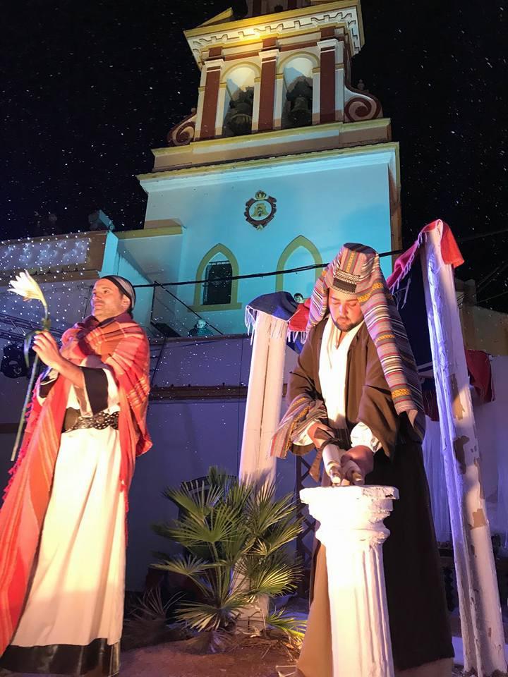AionSur reyes-guillena-2 Guillena suspende su cabalgata viviente de Reyes Magos, única en la provincia Coronavirus