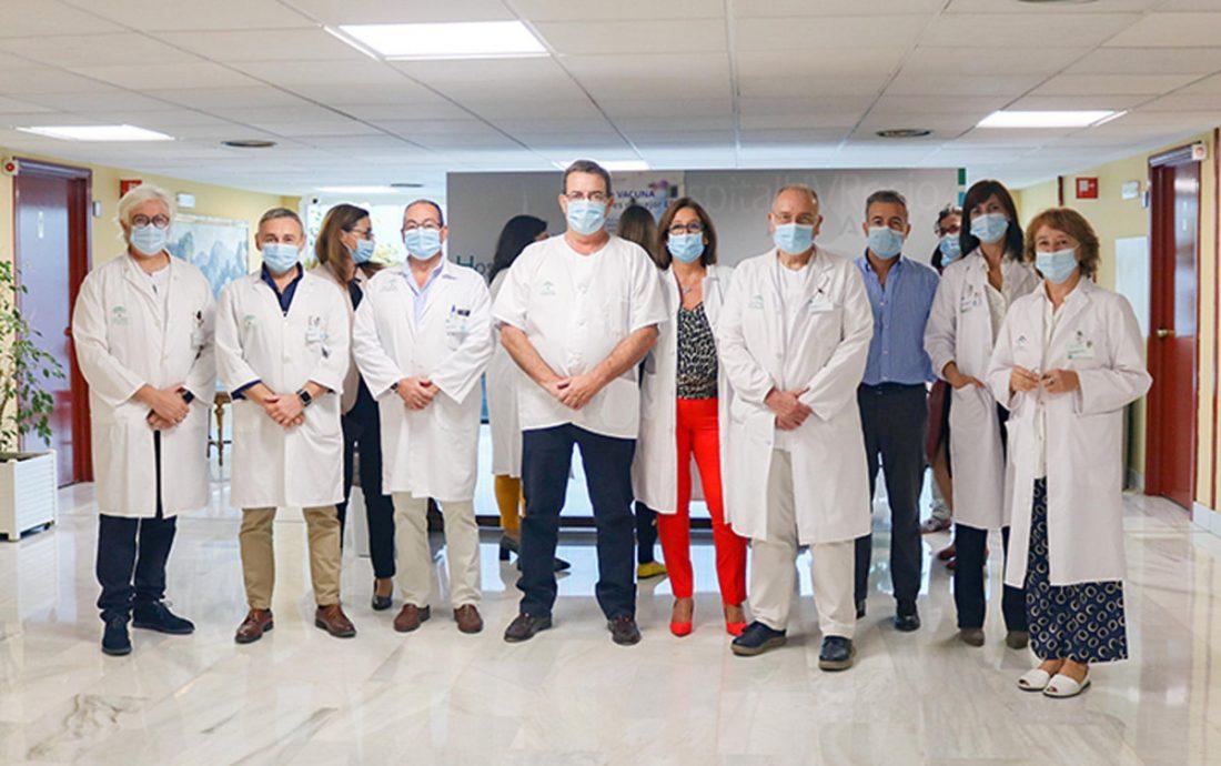 AionSur vacuna2020-min-1 La vacunación de gripe comienza para los profesionales del Virgen del Rocío Hospitales