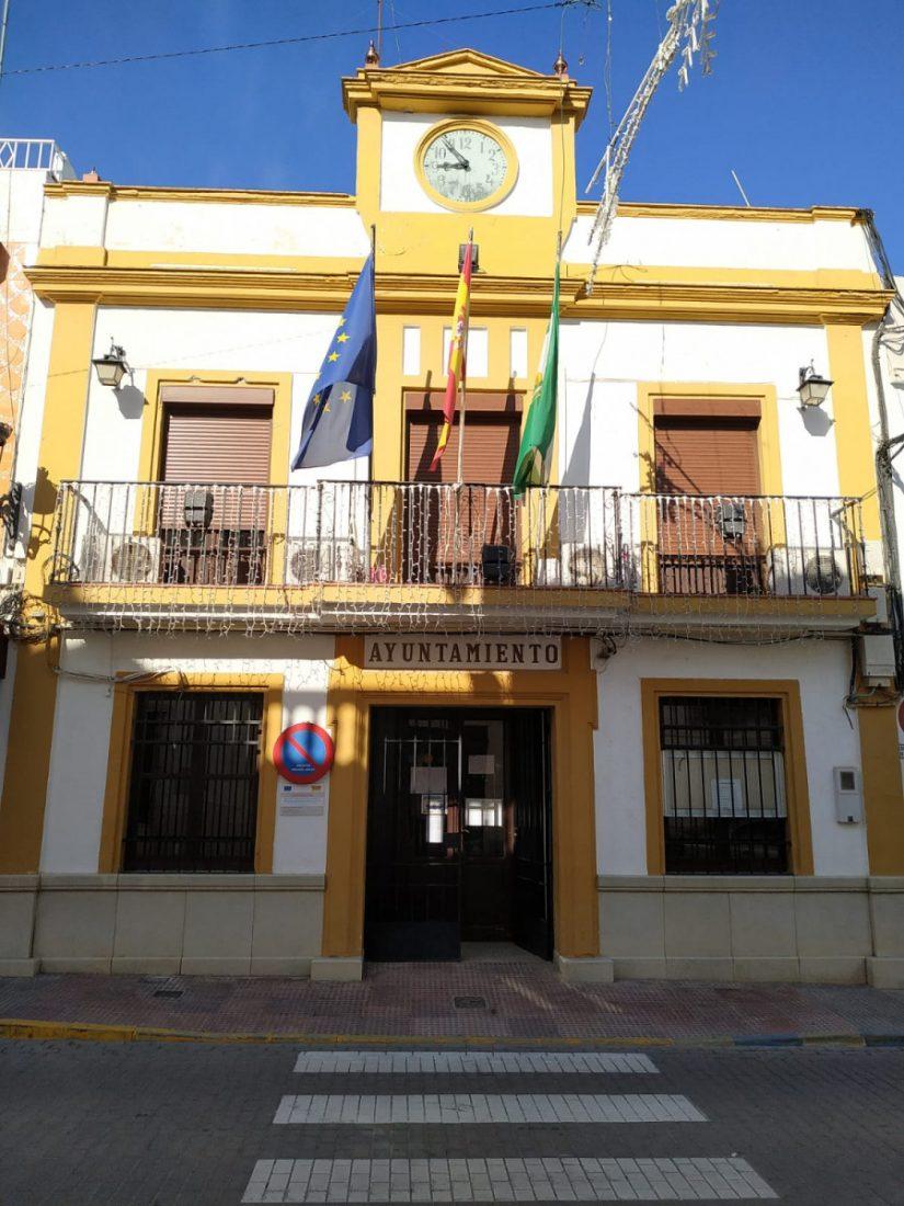 AionSur Ayuntamiento-el-rubio Un psicólogo gratis ayuda a los vecinos de El Rubio a superar la covid Coronavirus