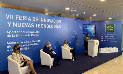 AionSur Dipu-Feria-Sevilla-400x240 En marcha la VII edición de la Feria de Innovación y Nuevas Tecnologías de la Diputación de Sevilla Diputación