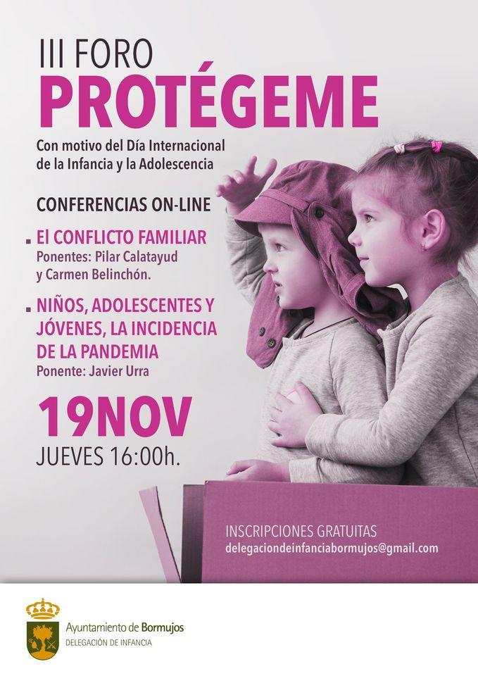 AionSur: Noticias de Sevilla, sus Comarcas y Andalucía FORO-INFANCIA-min Expertos en la infancia y adolescencia reflexionan sobre la influencia del COVID-19 en las familias Bormujos