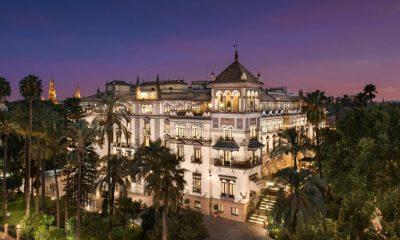 AionSur Hotel-Alfonso-XIII-400x240 El histórico hotel Alfonso XIII cierra a la espera de mejores tiempos Coronavirus destacado