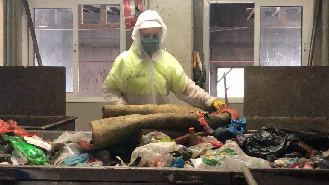 AionSur IMG_5905-min La COVID, un virus también para el reciclaje Campiña Morón y Marchena destacado