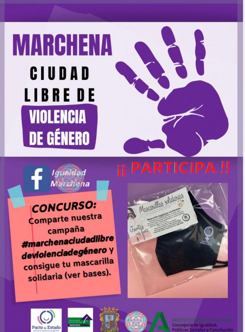 AionSur: Noticias de Sevilla, sus Comarcas y Andalucía Machena-dia-violencia Marchena conmemora el 25N con actividades desde este viernes Marchena destacado