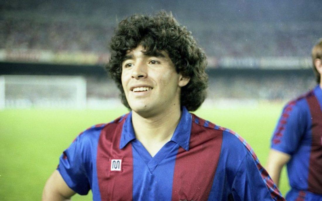 AionSur: Noticias de Sevilla, sus Comarcas y Andalucía Maradona Muere Diego Armando Maradona Deportes destacado