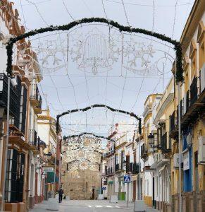 AionSur Marchena-Calle-San-Pedro-291x300 Los niños de Marchena no se quedan sin Reyes Magos Marchena