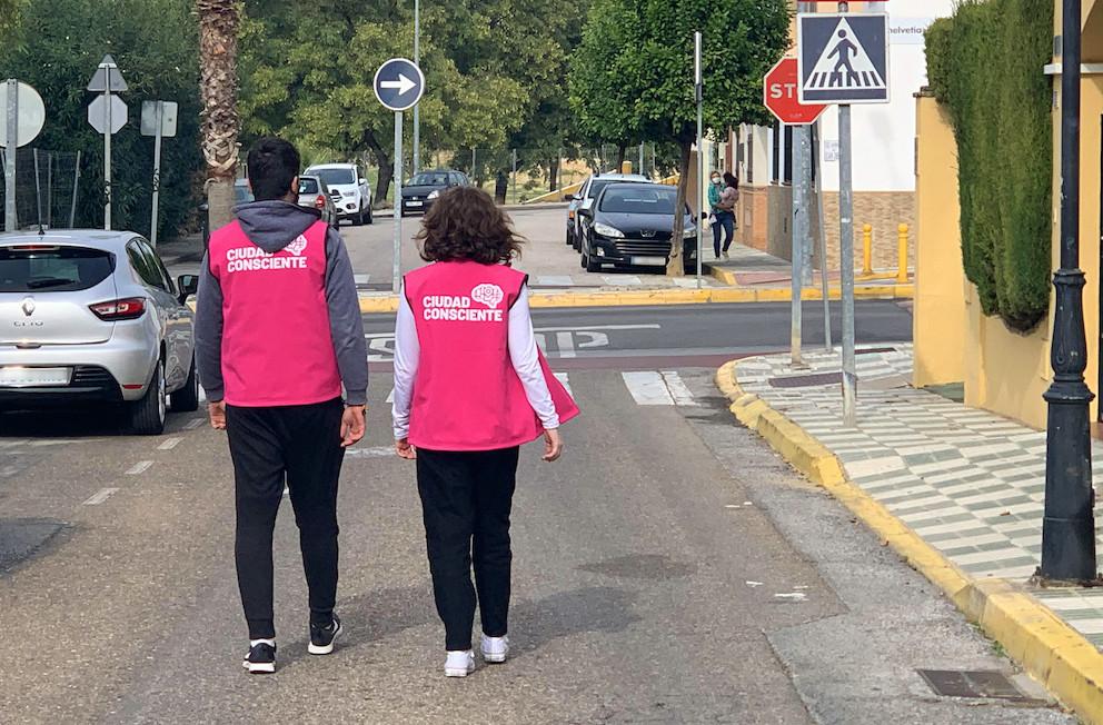 AionSur: Noticias de Sevilla, sus Comarcas y Andalucía PATRULLAS-ANTICOVID Bormujos forma patrullas ciudadanas para luchar contra la COVID en la calle Coronavirus destacado