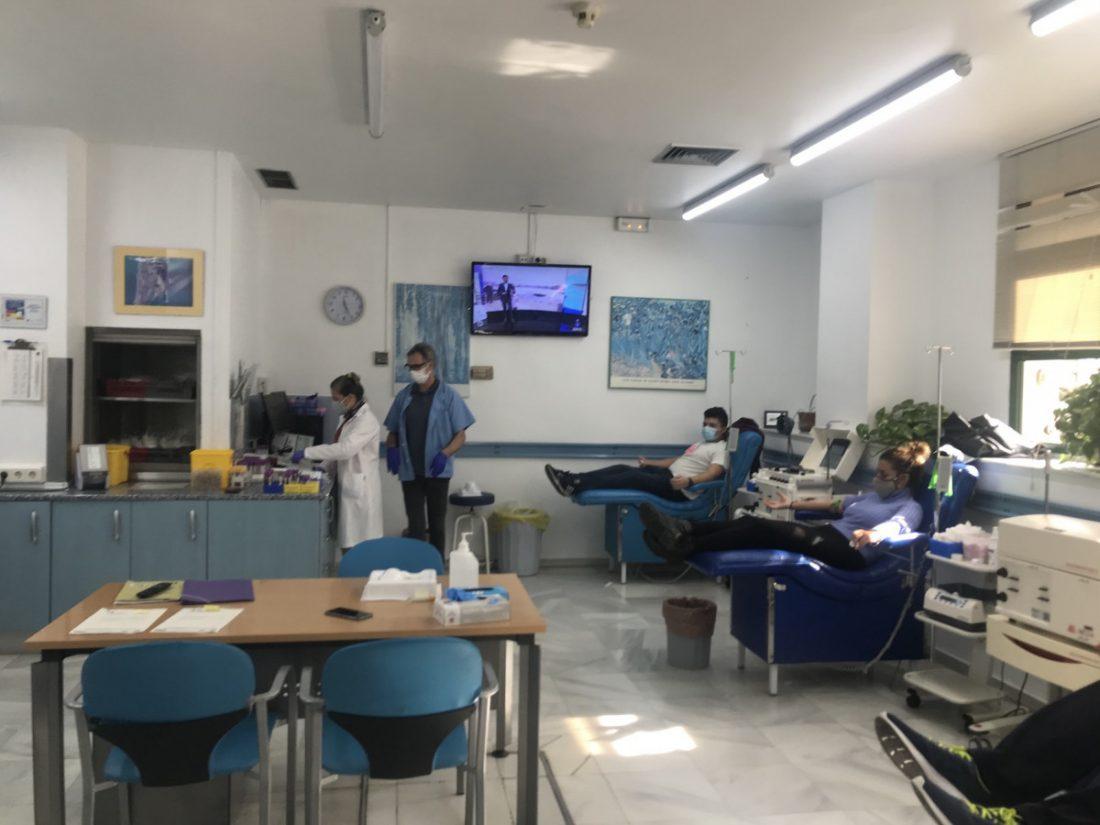 AionSur Sangre-donacion-3-1 Puntos de donación de sangre en la provincia de Sevilla esta semana Salud