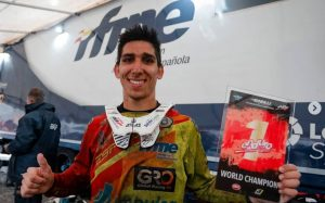 AionSur Sergio-Navarro-Enduro-300x187 El mairenero Sergio Navarro, campeón del mundo de enduro Youth 125 Deportes
