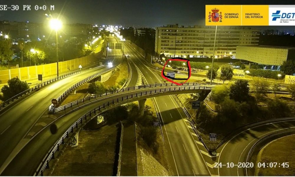 AionSur Sin-titulo-min-1000x600 Investigado por conducir en sentido contrario 1.5 kilómetros por la SE-30 Sucesos