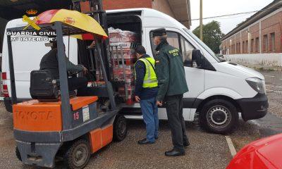 AionSur alimentos-guardia-civil-400x240 La Guardia Civil de Sevilla recoge unas cuatro toneladas de alimentos Sociedad