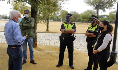 AionSur: Noticias de Sevilla, sus Comarcas y Andalucía autocovid-min-400x240 'Autocovid' en el recinto ferial de Alcalá de Guadaíra Alcalá de Guadaíra