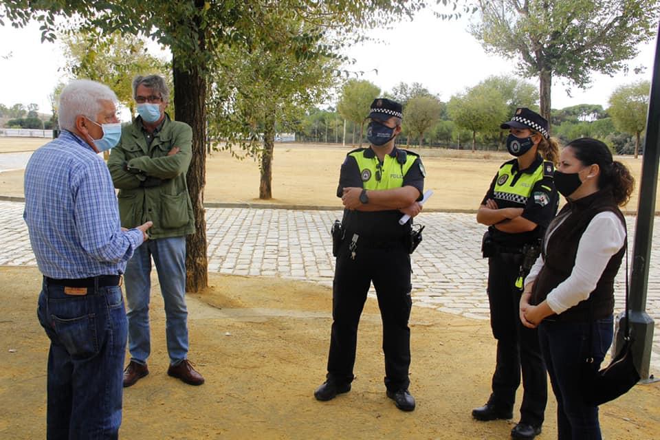AionSur autocovid-min 'Autocovid' en el recinto ferial de Alcalá de Guadaíra Alcalá de Guadaíra