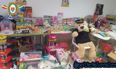 AionSur: Noticias de Sevilla, sus Comarcas y Andalucía castilleja-juguetes-400x240 Arranca una nueva recogida de juguetes por la Policía de Castilleja Castilleja de la Cuesta