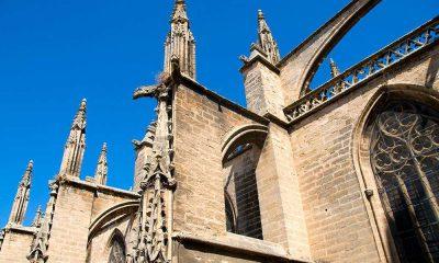AionSur catedral-400x240 La Catedral de Sevilla suspende desde este martes su actividad cultural Cultura Sin categoría