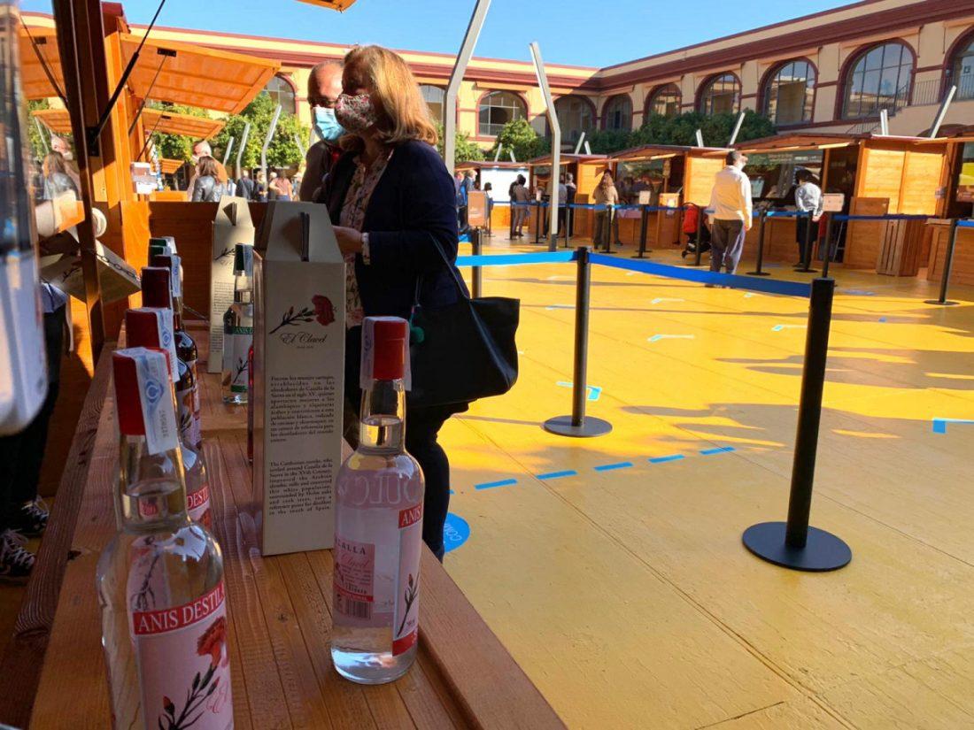 AionSur dipu-feria Más de 3.500 personas en el primer turno de la XII Feria 'Sabores de la Provincia de Sevilla' Prodetur