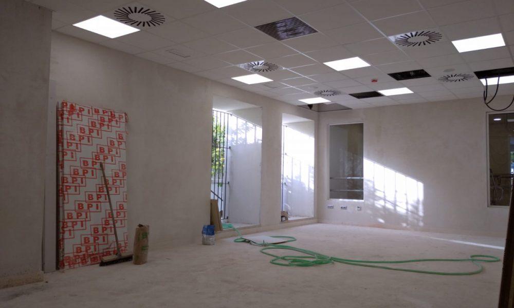 La Puebla de Cazalla amplia su Centro de Participación activa