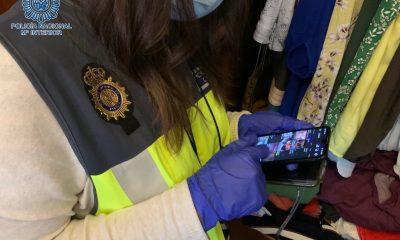 AionSur policia-pederastas-400x240 Detenidos en Sevilla y Dos Hermanas en una operación contra la pornografía infantil en internet Sucesos