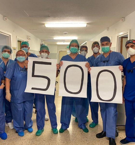 AionSur unnamed-min-2-560x600 La generosidad de las familias permite llegar a los 500 trasplantes de corazón en el Virgen del Rocío Hospitales destacado