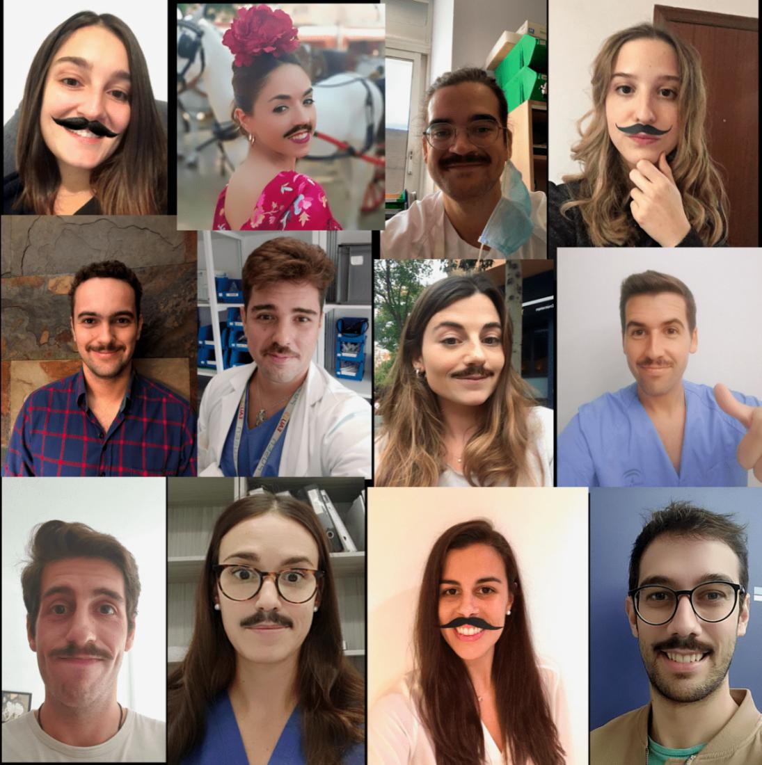 """AionSur: Noticias de Sevilla, sus Comarcas y Andalucía uroresis-todos-min """"Movember"""" contra el cáncer de próstata y de testículos en el Virgen del Rocío Hospitales"""