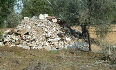 AionSur: Noticias de Sevilla, sus Comarcas y Andalucía 46e3b6b7-13e8-463c-a2ed-840d78f201ee-min-400x240 Denuncian vertidos de escombros en un paraje de Paradas Paradas destacado