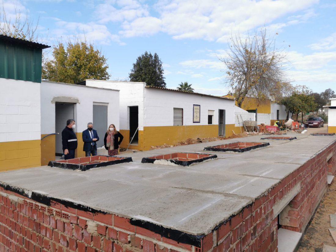 AionSur: Noticias de Sevilla, sus Comarcas y Andalucía VISITA-DEL-ALCALDE-Y-DELEGADA-DE-OBRAS-CARMEN-GARFIA-min Bormujos abrirá en 2021 un refugio de animales para todo el Aljarafe Bormujos