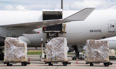 AionSur avion-vacunas-400x240 Llega a Sevilla el vuelo con las vacunas que serán distribuidas por Andalucía Coronavirus