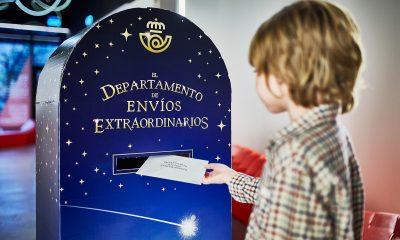 AionSur buzon-reyes-correos-marchena-400x240 Marchena, punto oficial de recogida de cartas a Papá Noel y a los Reyes Magos Marchena